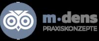 m-dens Praxiskonzepte Logo